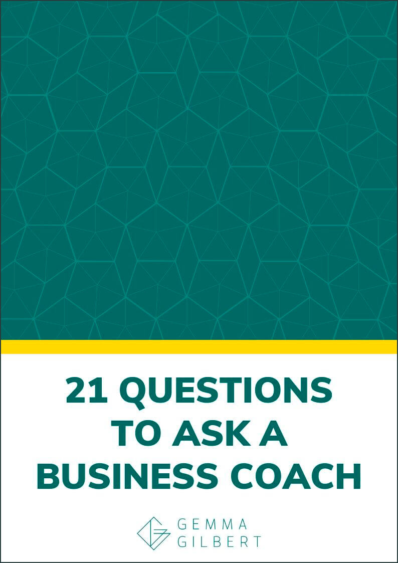 Considering hiring a business coach? Here are 21 questions to ask before you hire your coach to make sure they are credible and will help you get results