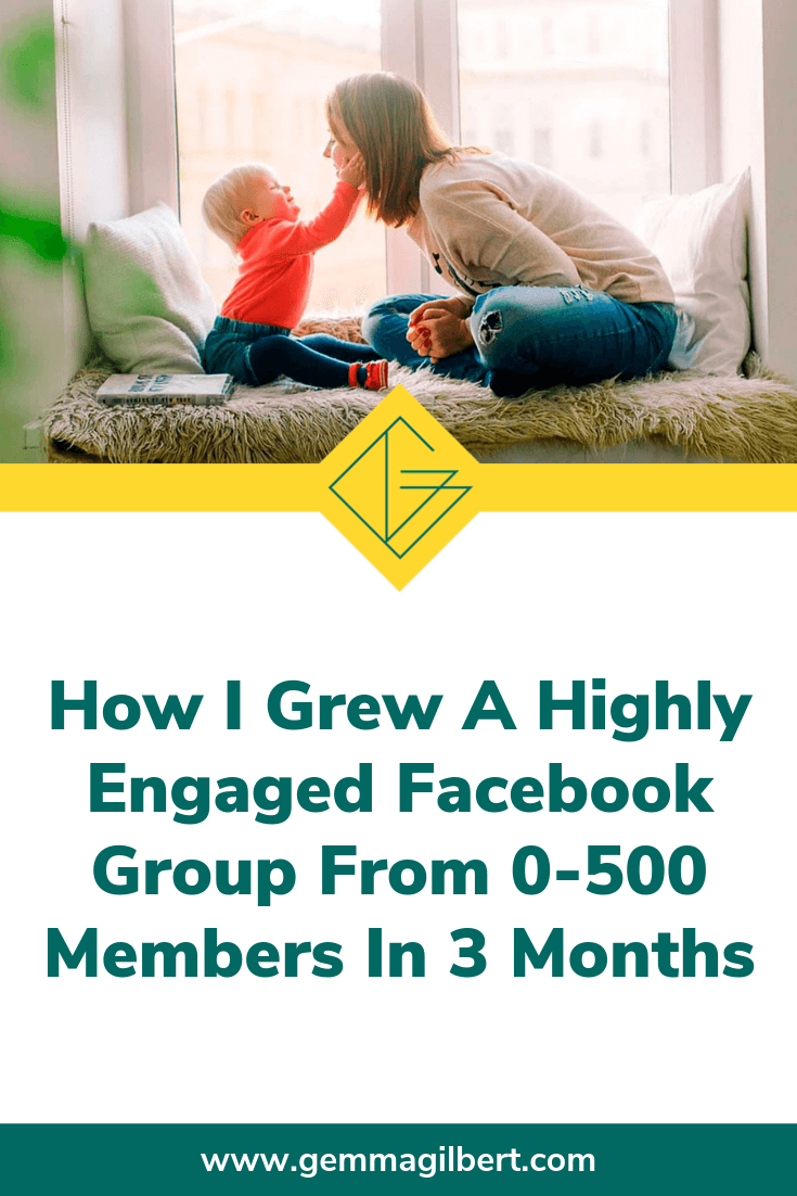 Your own Facebook group gives you the opportunity to build a tribe of your ideal clients. You get the chance to lead that group, share your expertise and build that all important know-like-trust factor so when they're ready to buy, they'll likely consider you | www.gemmagilbert.com