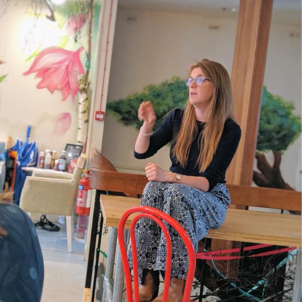 Business Coach Gemma Gilbert Sales Workshop