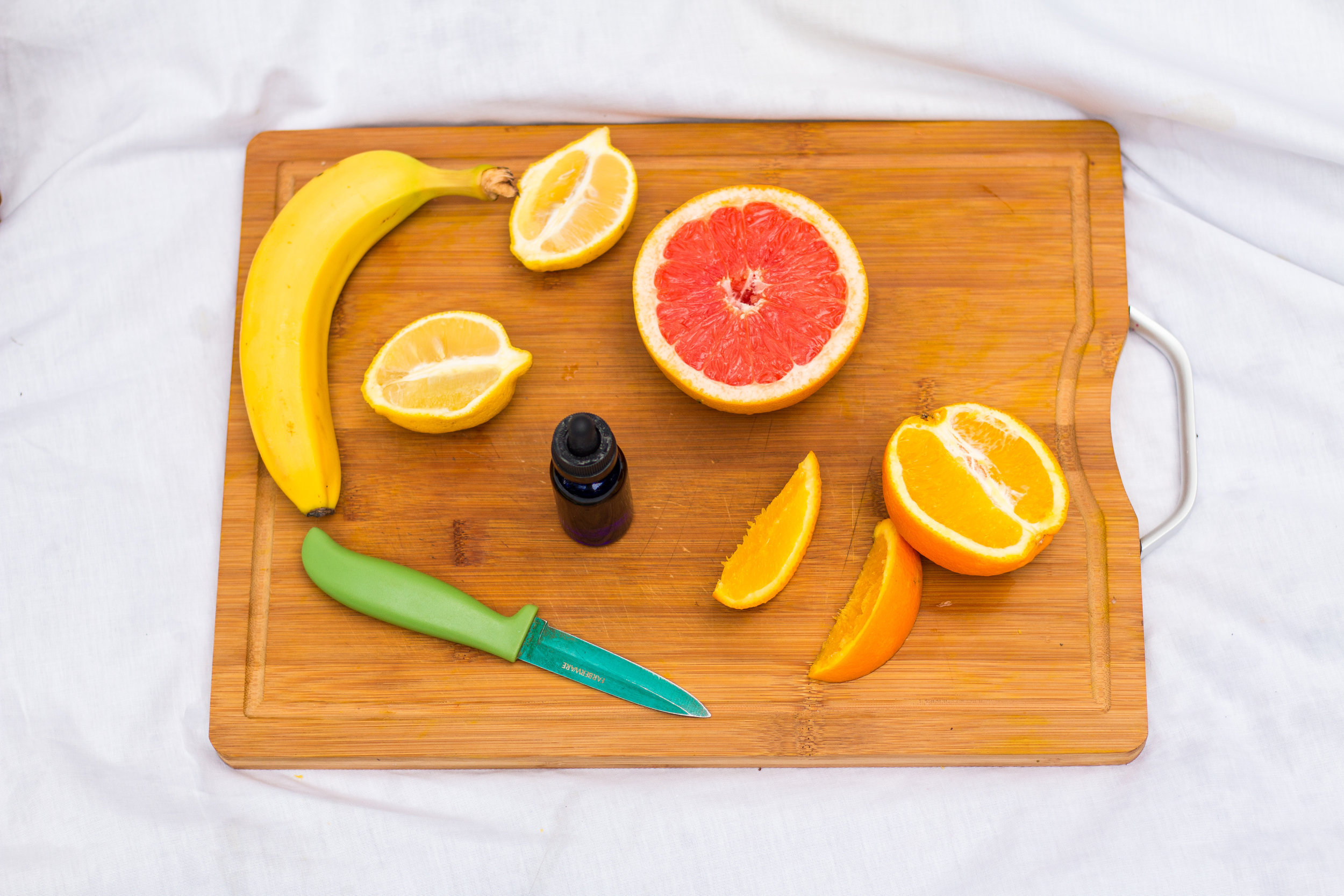 CBD and fruit