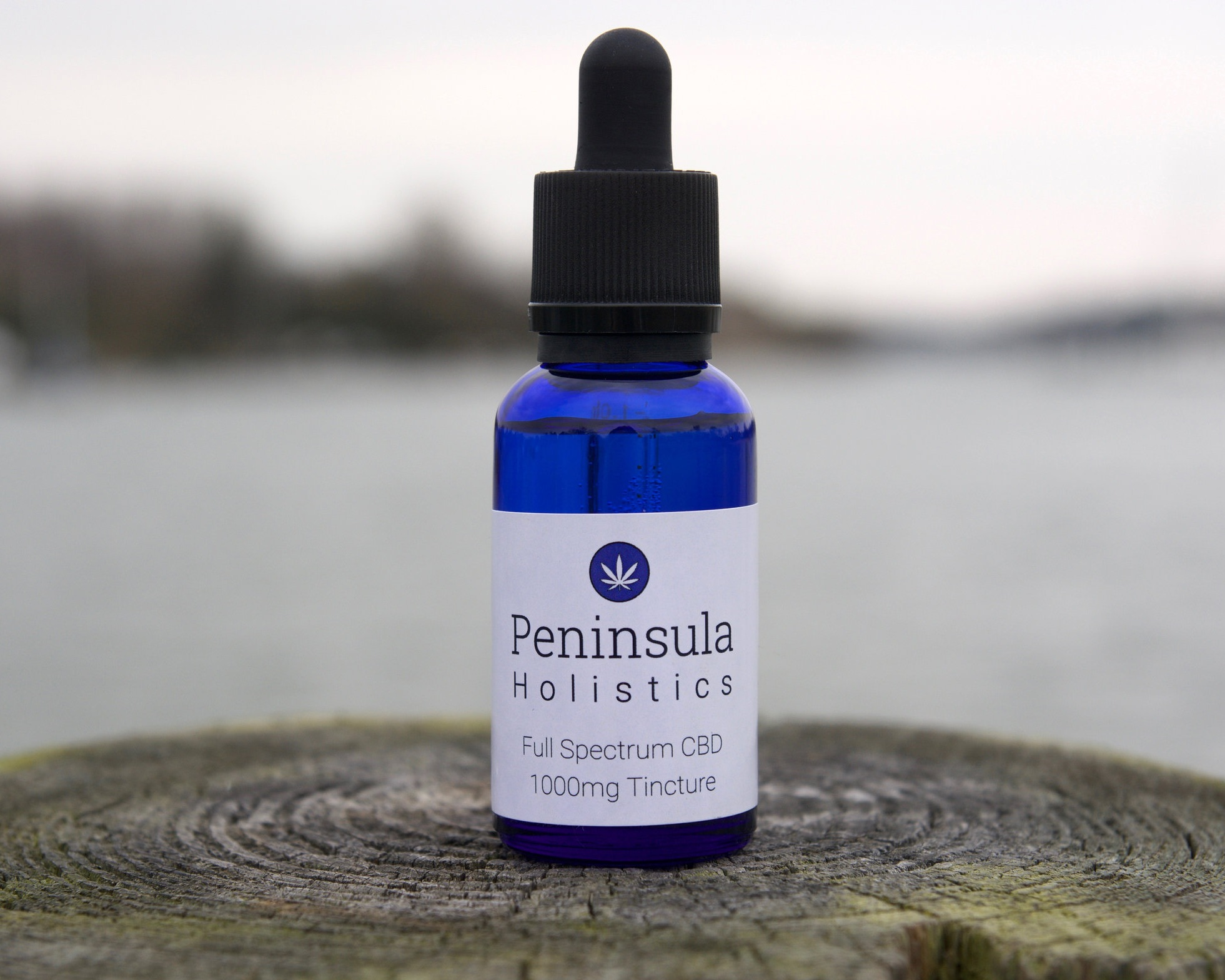 Peninsula Holistics Full Spectrum CBD Tincture