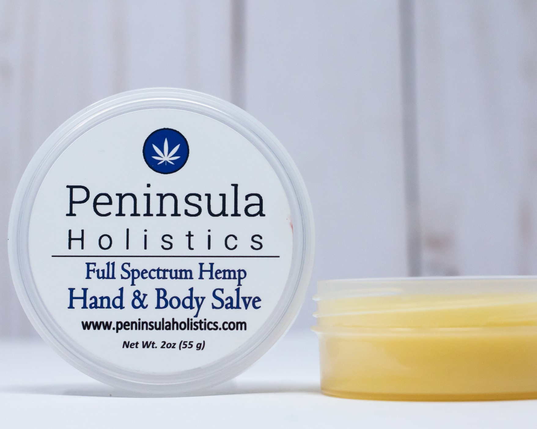 Peninsula Holistics Full Spectrum CBD Hand and Body Salve