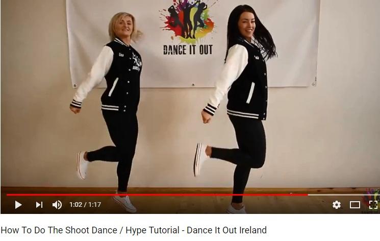 YouTube Dance Tutorials