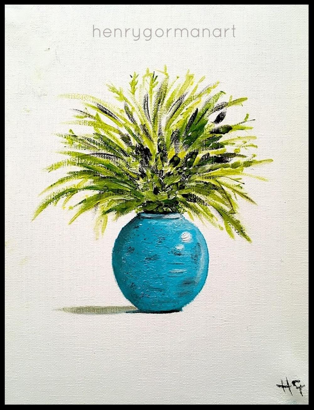 'Blue bowl'
