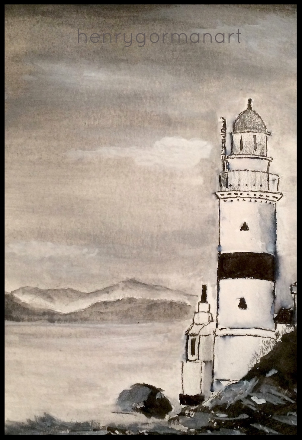 'Cloch lighthouse Gourock'