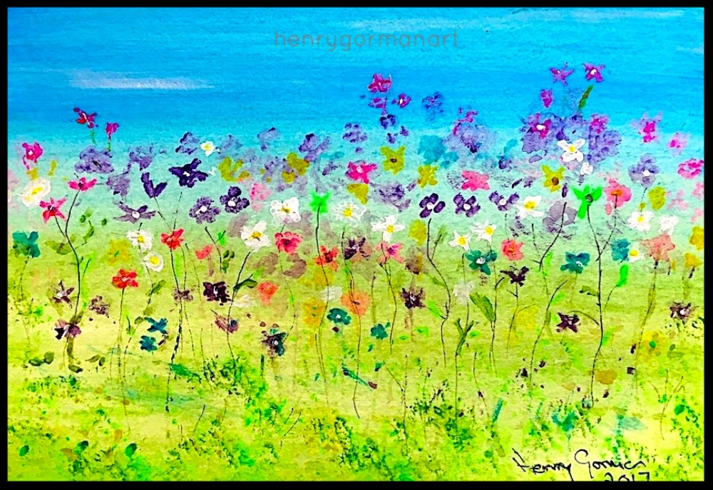 'Fleurs # 1'