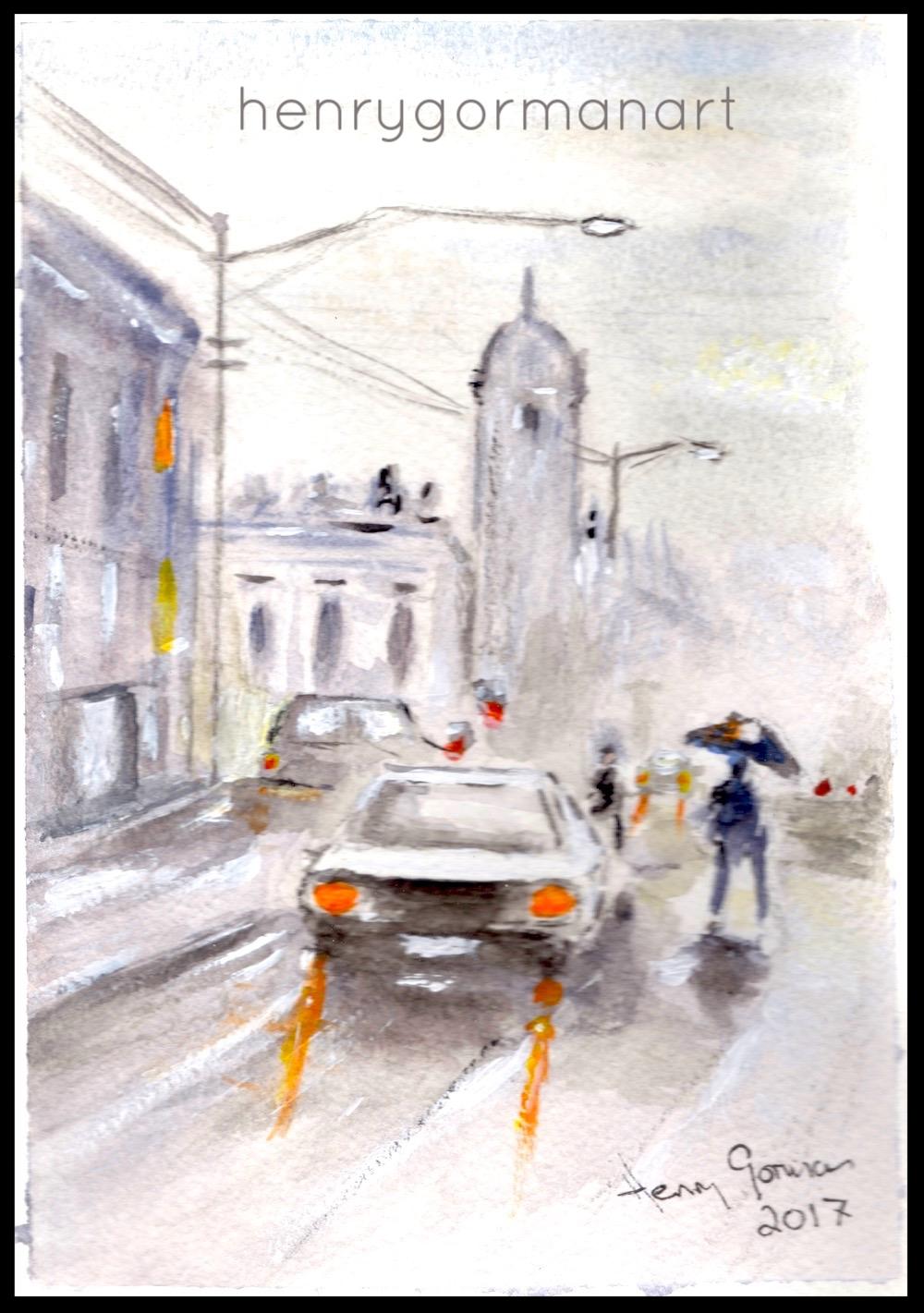 'Streetscape # 1'
