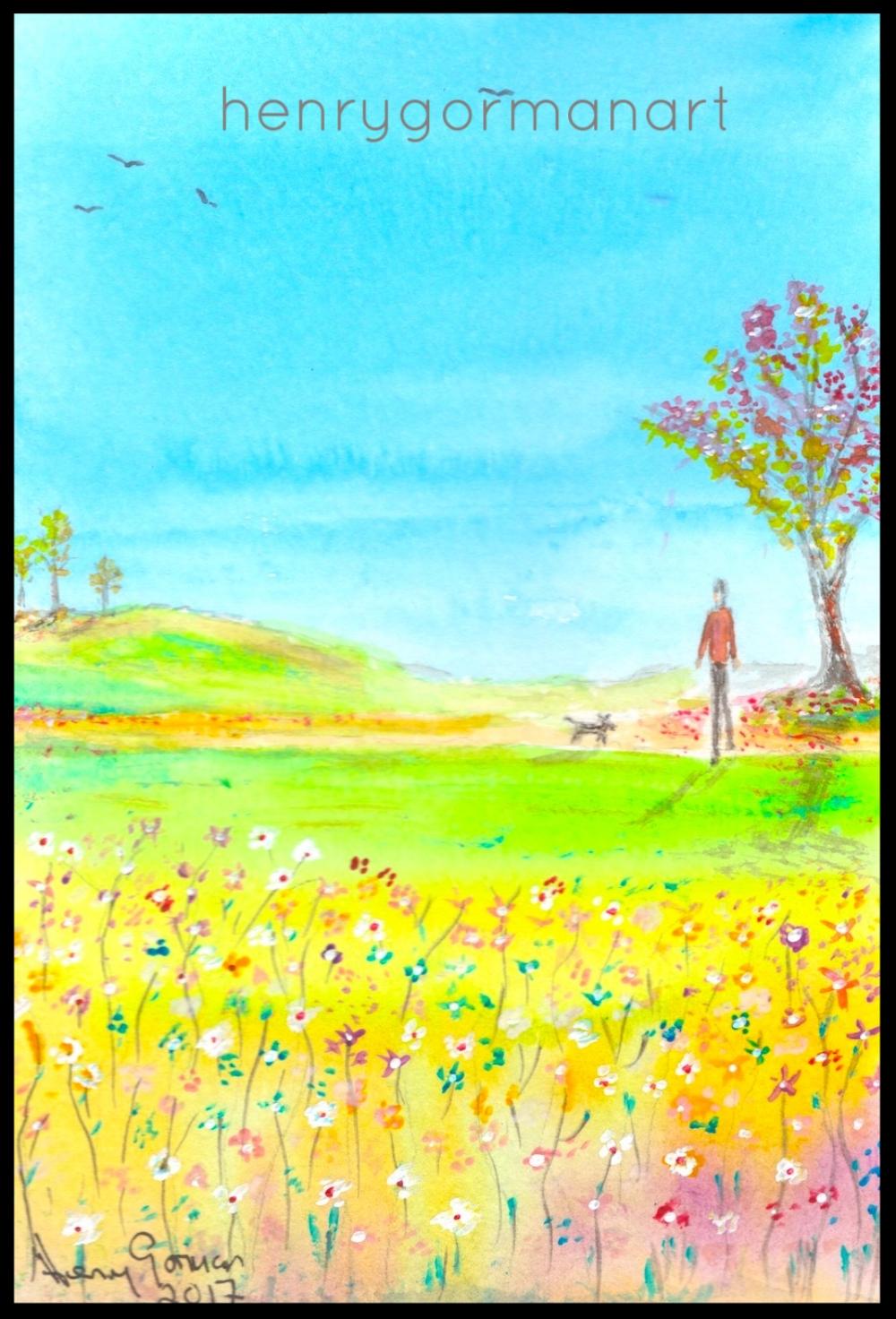 'Walking the dog # 2'
