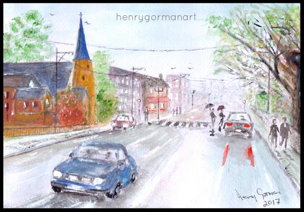 'Streetscape # 3'