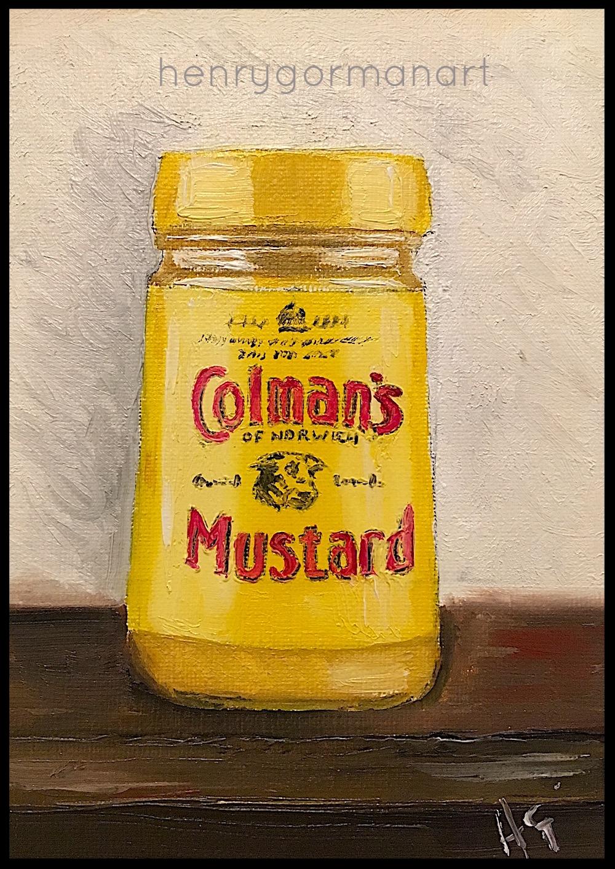 'Mustard # 3'