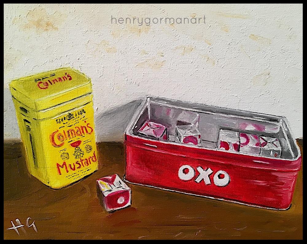 'Mustard & Oxo'