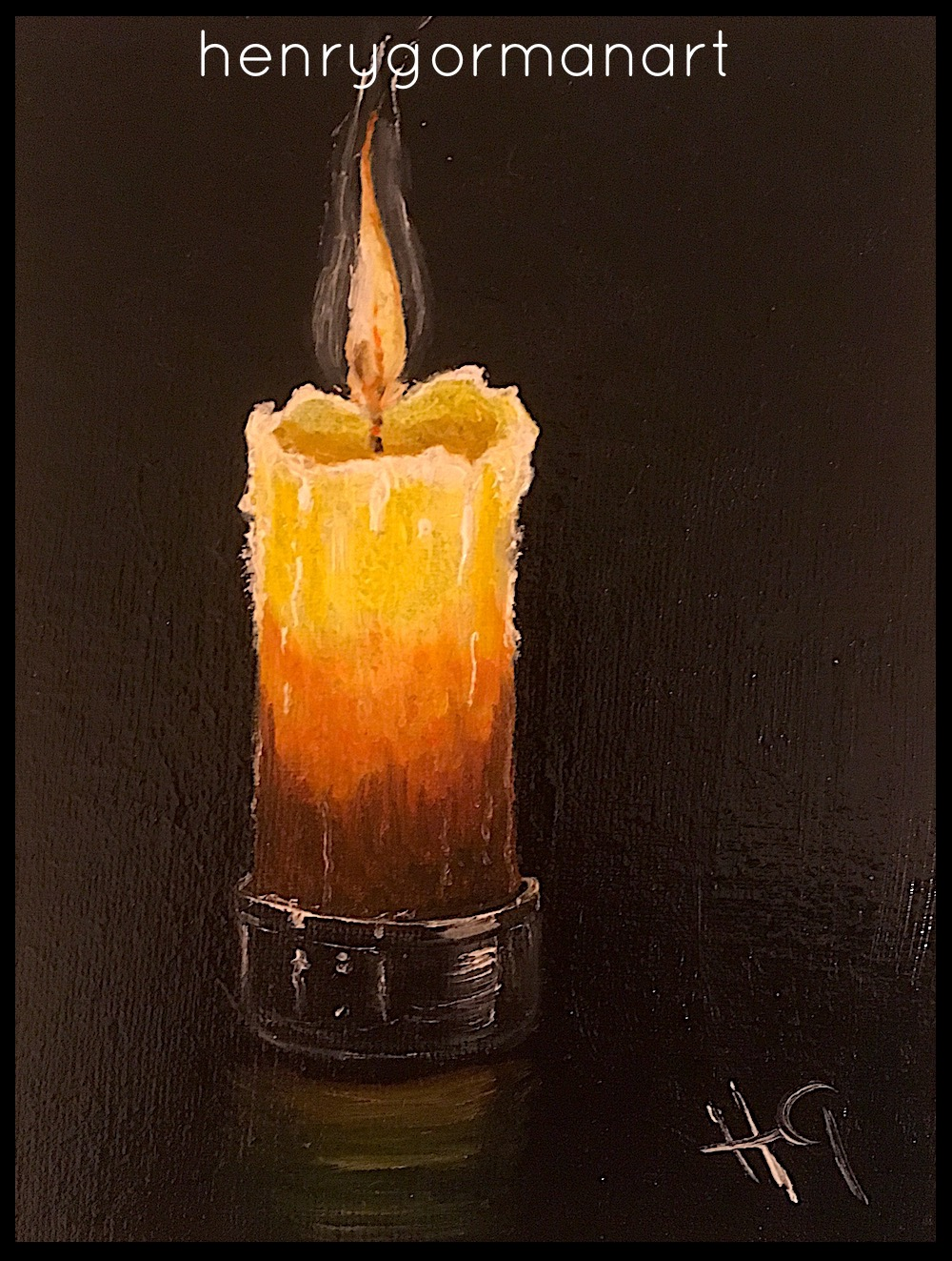 'Candle #2'