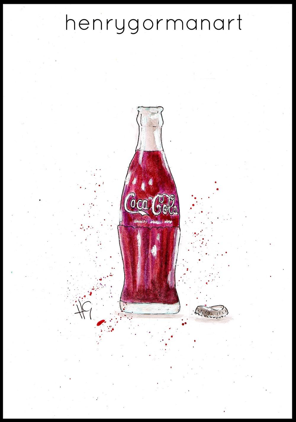 'A Bottle of Coke'