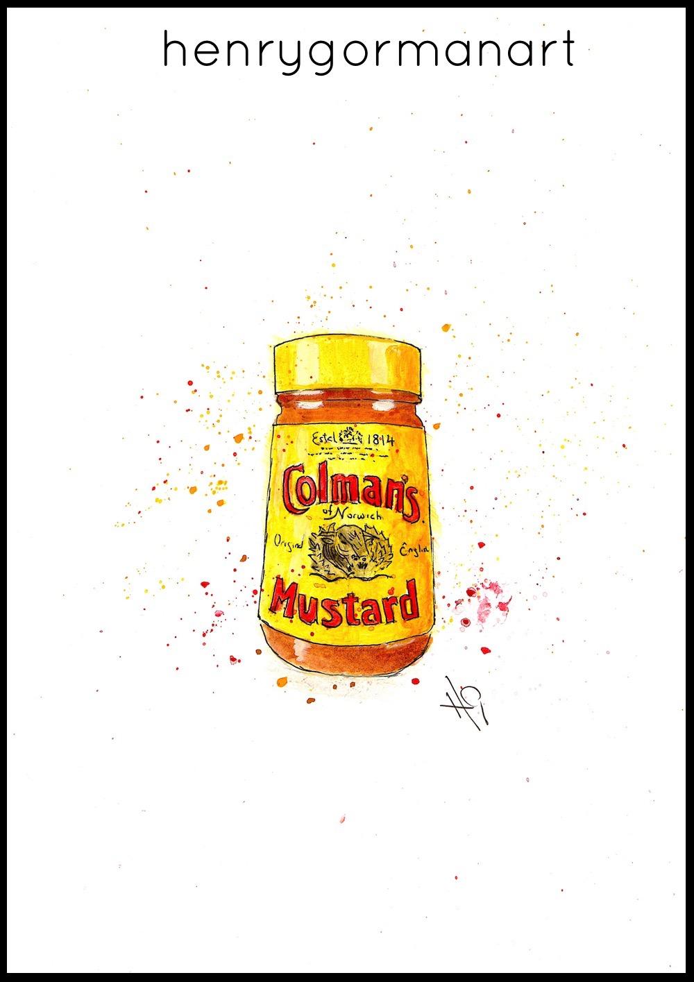 'Mustard #1'