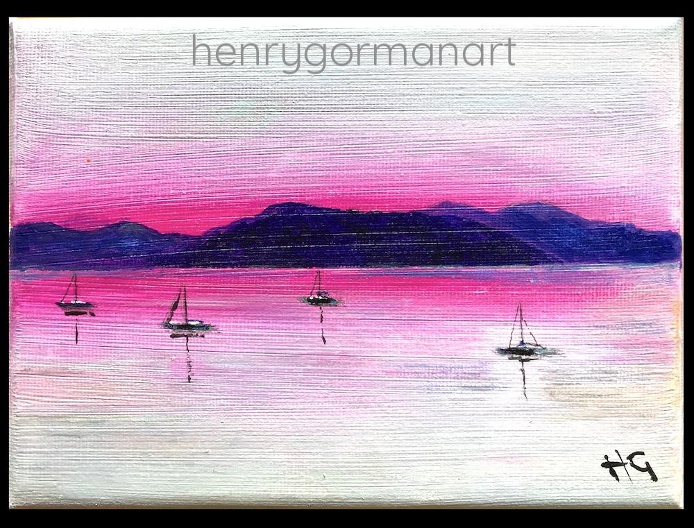 'Violet Sunset'