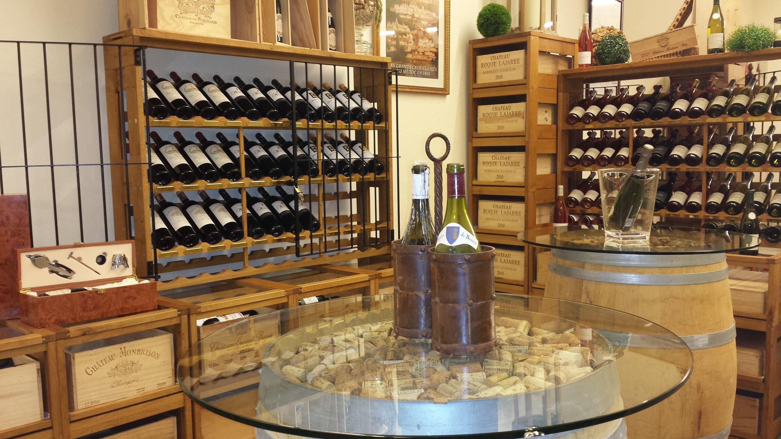 — Die WeinLounge mieten — - Ob Hochzeiten, Geburtstage oder Vorträge, mieten Sie die WeinLounge LeBaron