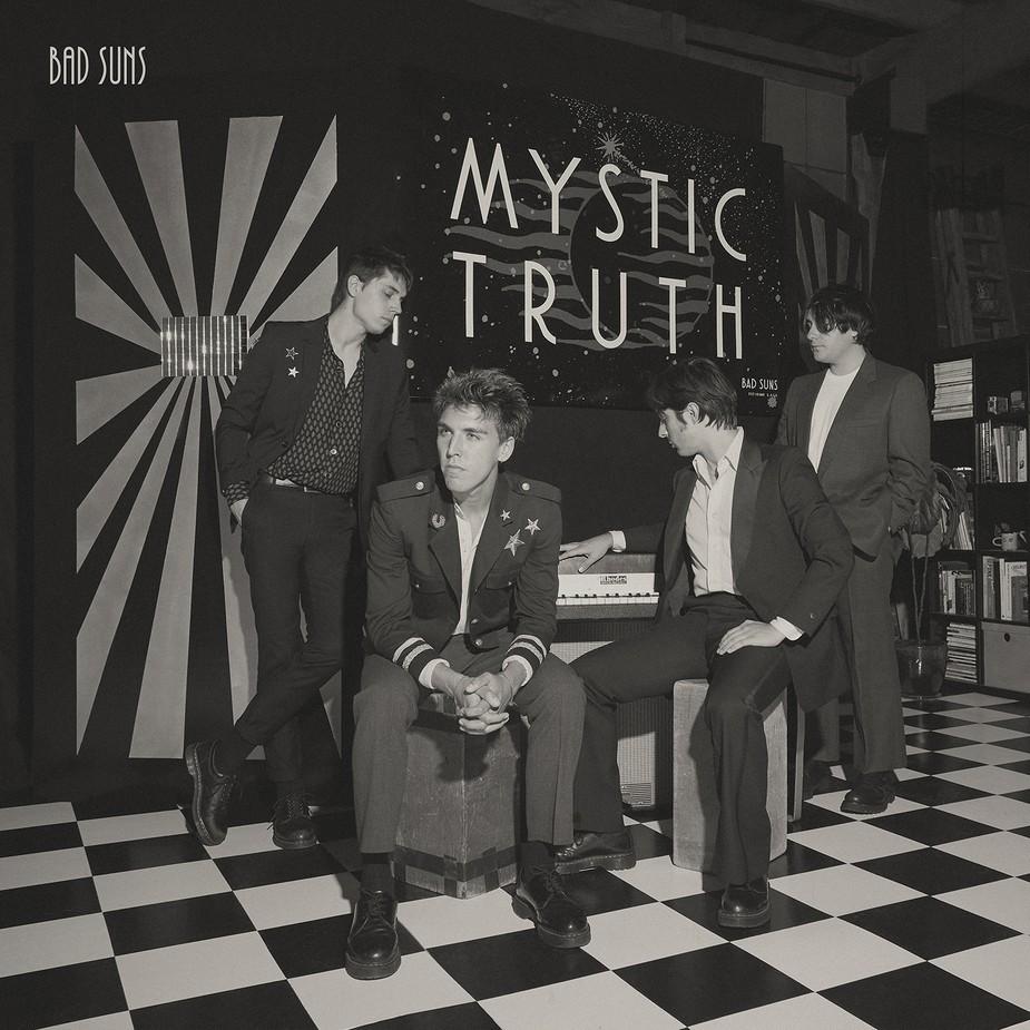 Bad Suns Mystic Truth Album Cover