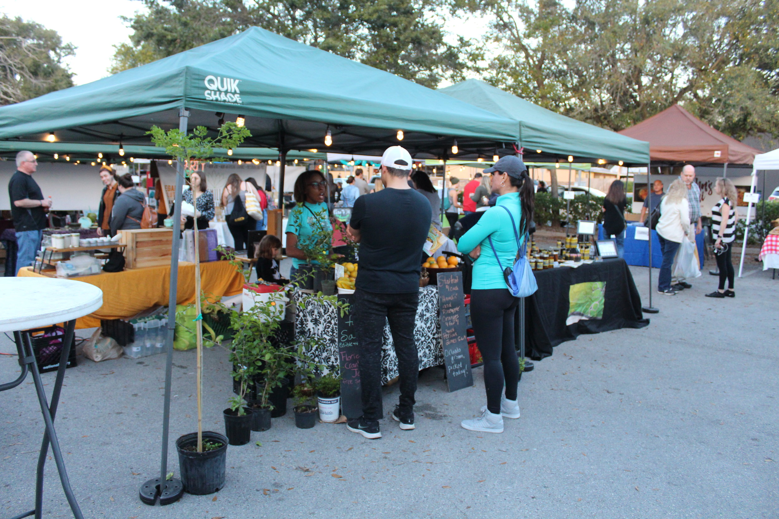 Audubon Park Community Market 10 Year Anniversary 2.4.19