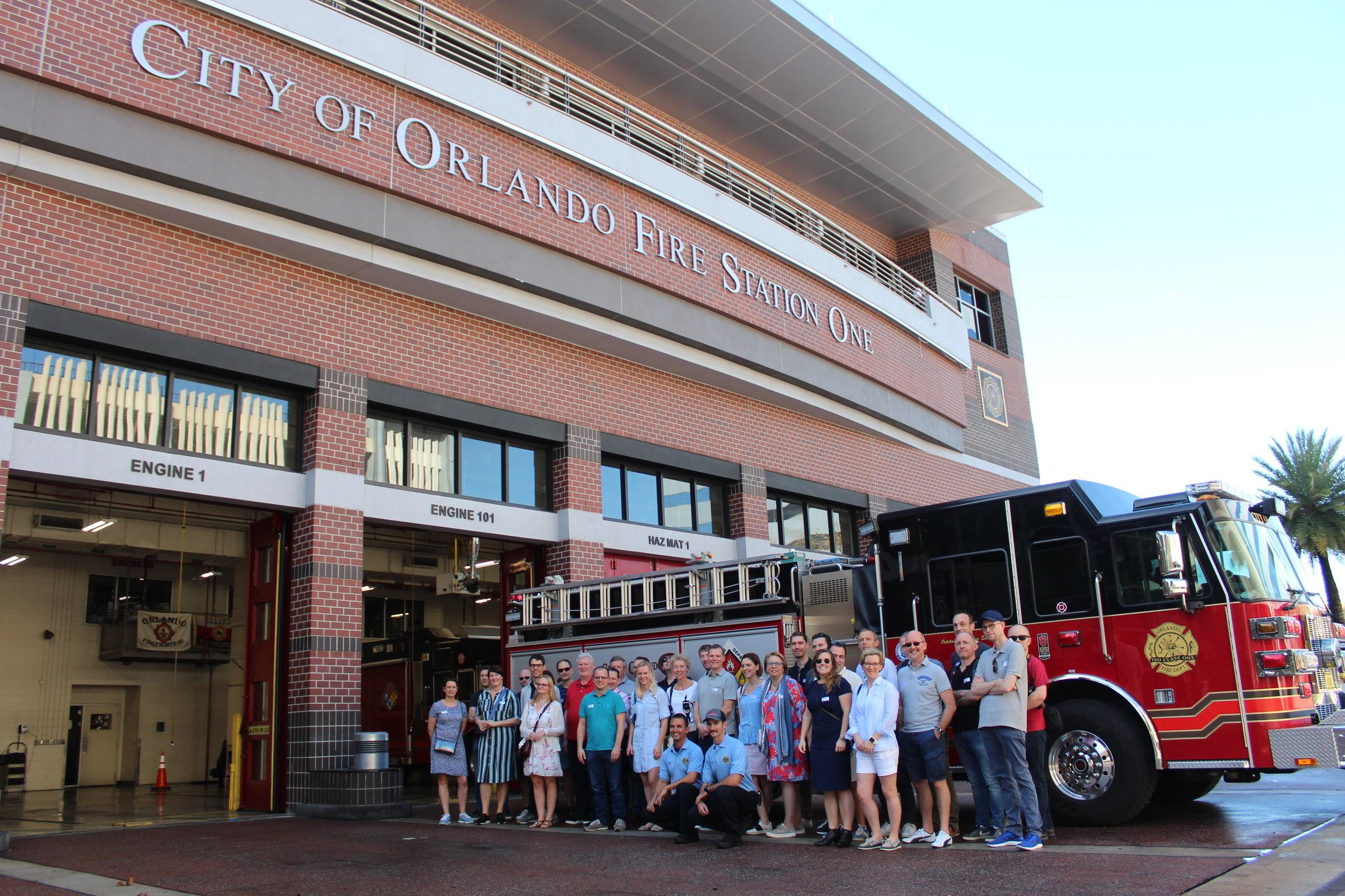 Orlando Fire Station 1