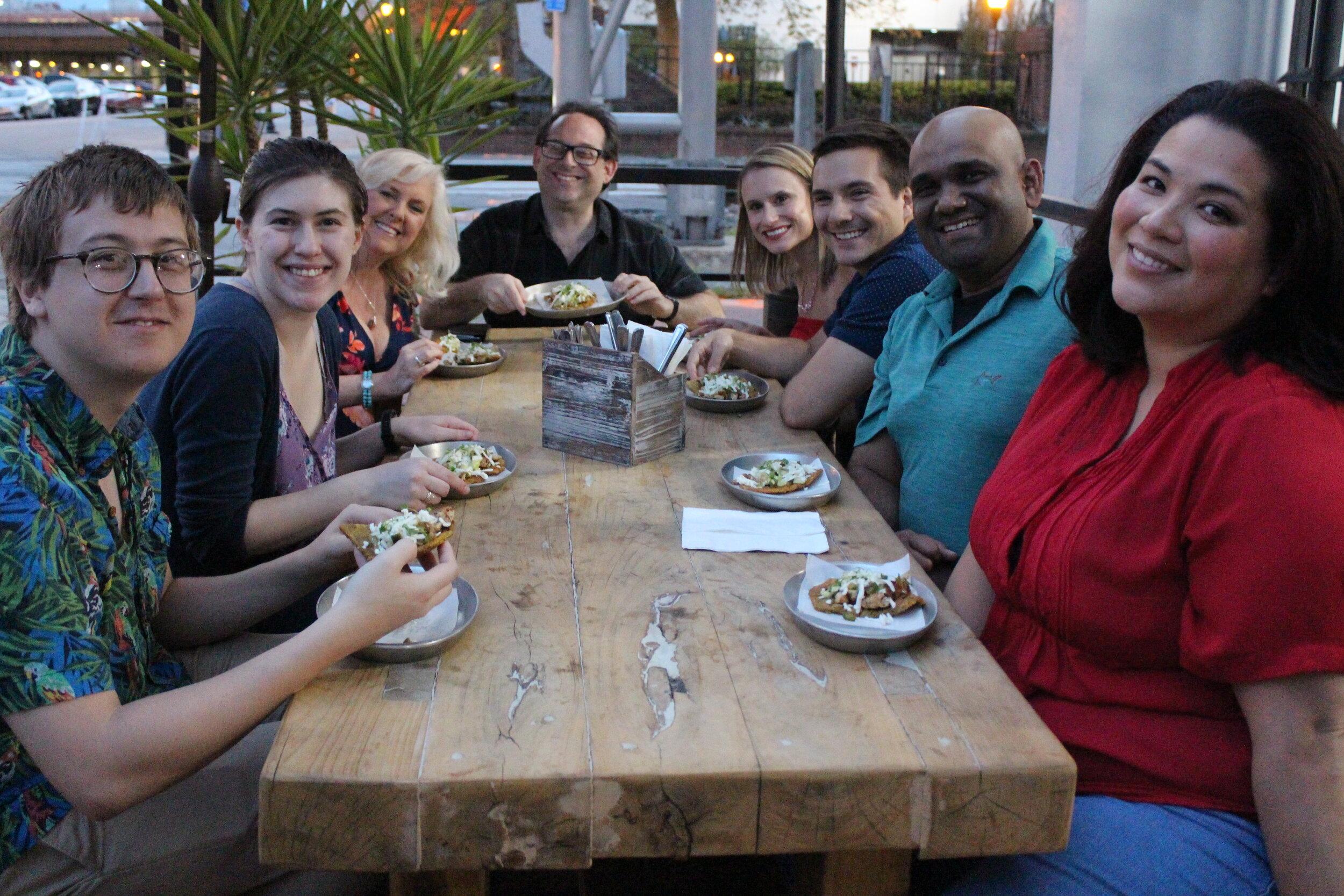 Delicious Downtown Food Tour: $55