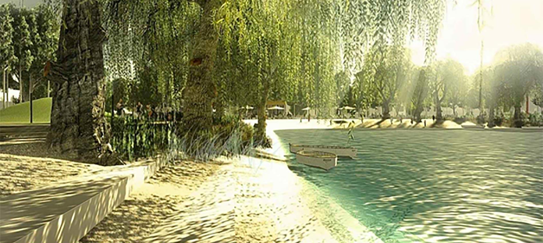 Bratislava bude mať nové jazero s plážami - Do roky chátrajúcej lokality Starého letiska v mestskej časti Vajnory sa konečne môže vrátiť život. Skupina Nordic Investors, ktorá pozemok získala minulý rok, pripravuje projekt pre výstavbu unikátneho jazera. Hlavnému mestu prinesie oddychové a športové zóny, ktoré jeho obyvateľom chýbajú.
