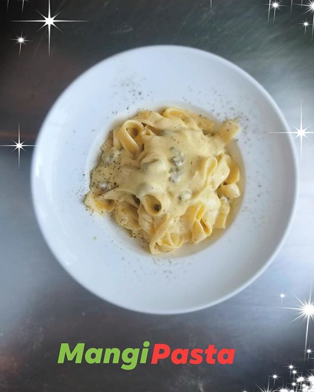 Carbonara... one of many dishes we make!!!