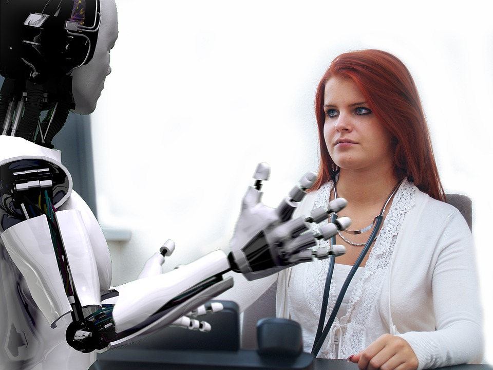 9. A Doctor Explains How Artificial Intelligence Could Improve The Patient-Doctor Bond -