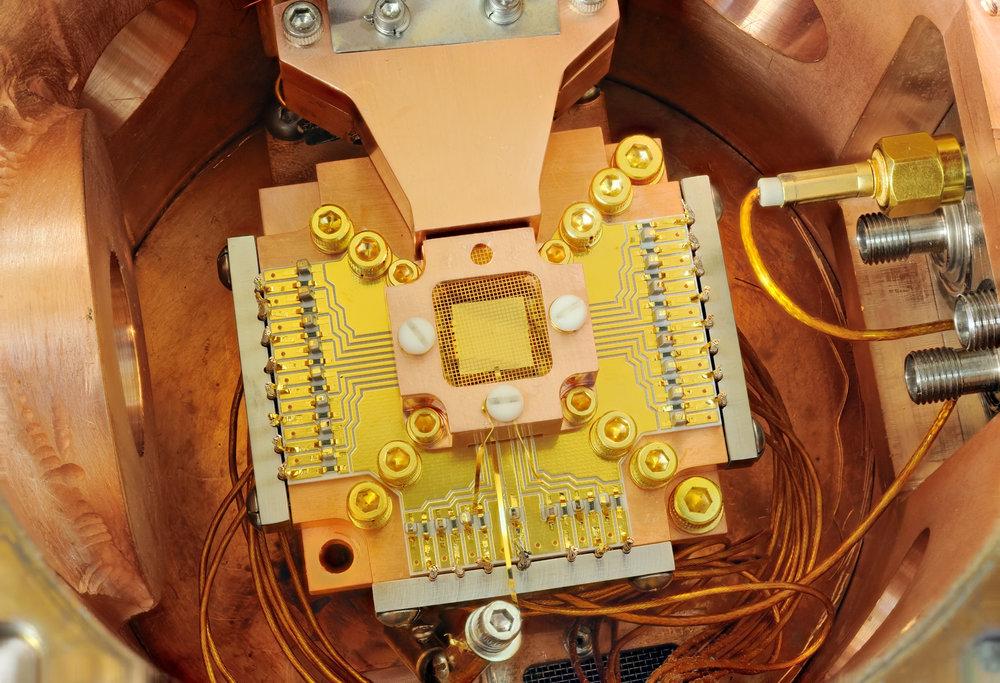 1. Intel Offers AI Breakthrough In Quantum Computing -