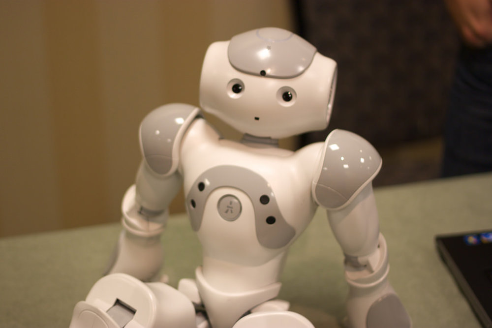 3. Can we stop robots outsmarting humanity? -