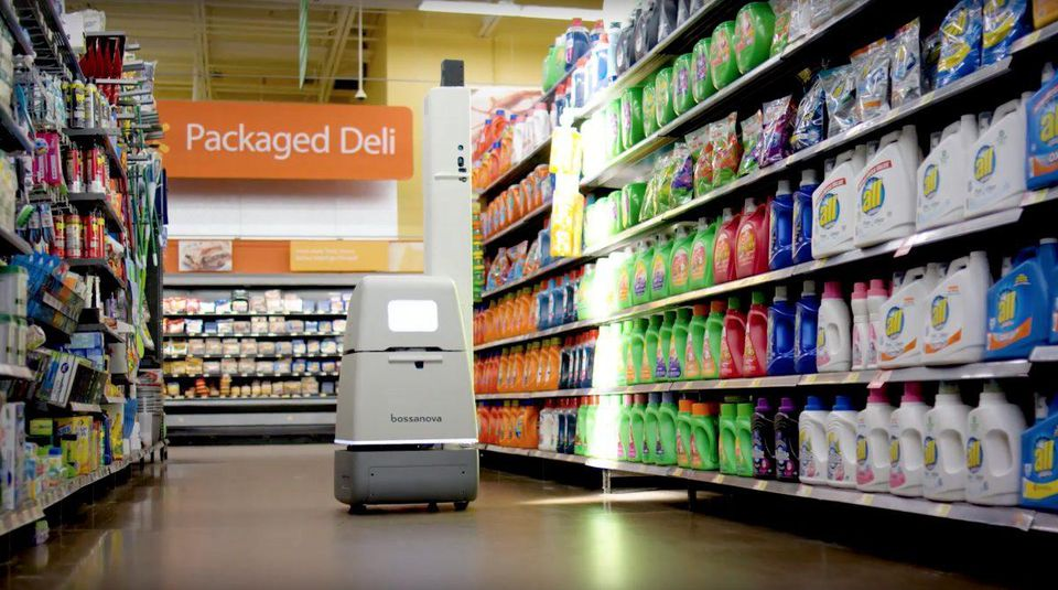5. Walmart Announces A New Addition To Its Workforce: Thousands Of Robots -