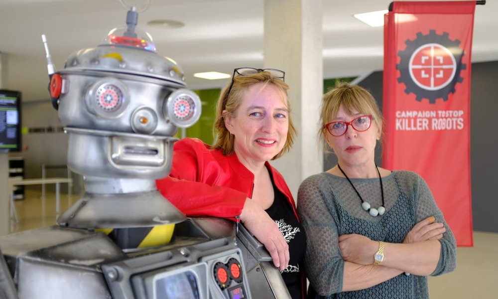 6. The Rise Of The Killer Robots – And The Two Women Fighting Back -
