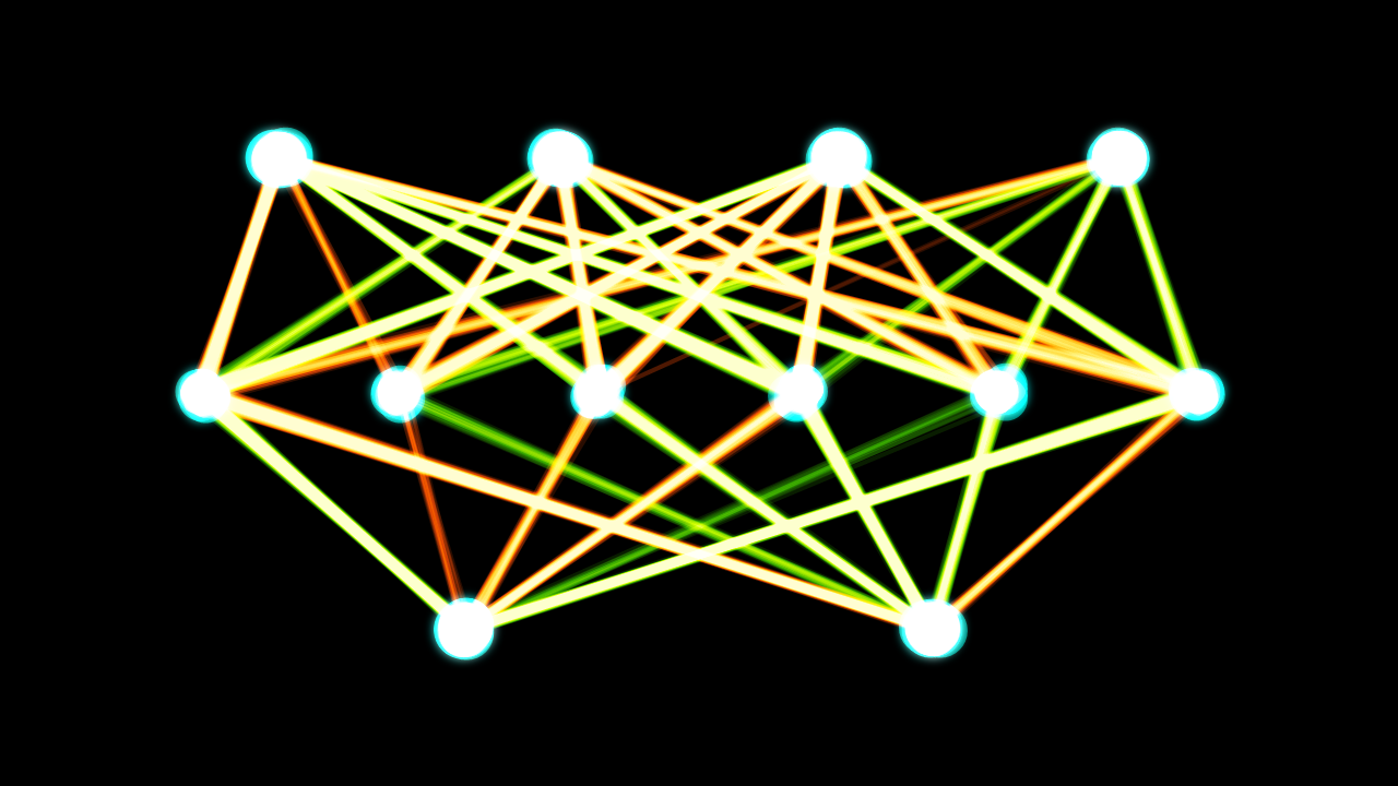 Single-layer_feedforward_artificial_neural_network.png