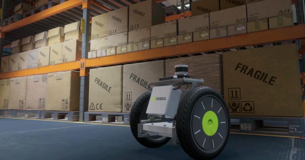 8. Nvidia Launches Its Lsaac SDK To Help Democratize AI-Powered Robot Development -