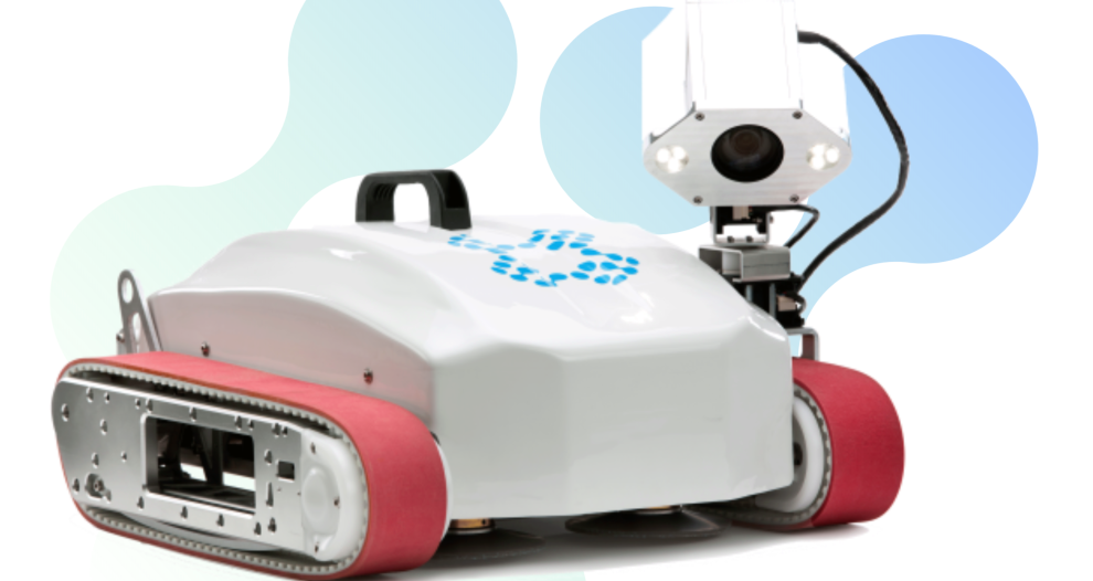6. Inspection Robots Are Climbing The Walls To Monitor Safety Conditions In Hazardous Locations -
