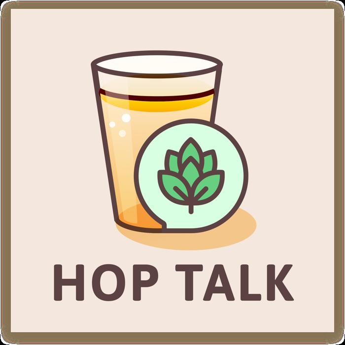 Hop Talk Album Cover