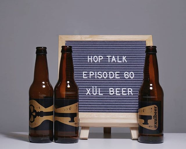 The newest episode of Hop Talk is now up! This week @house_of_stouts and I try some brews from @xulbeer, a brewery set to open in Knoxville, Tennessee in the near future! We try two sours and a stout for this sneak peek of sorts - be sure to tune in to hear what we thought! Sorry in advance for the noise, we had to record at a different location for this one.