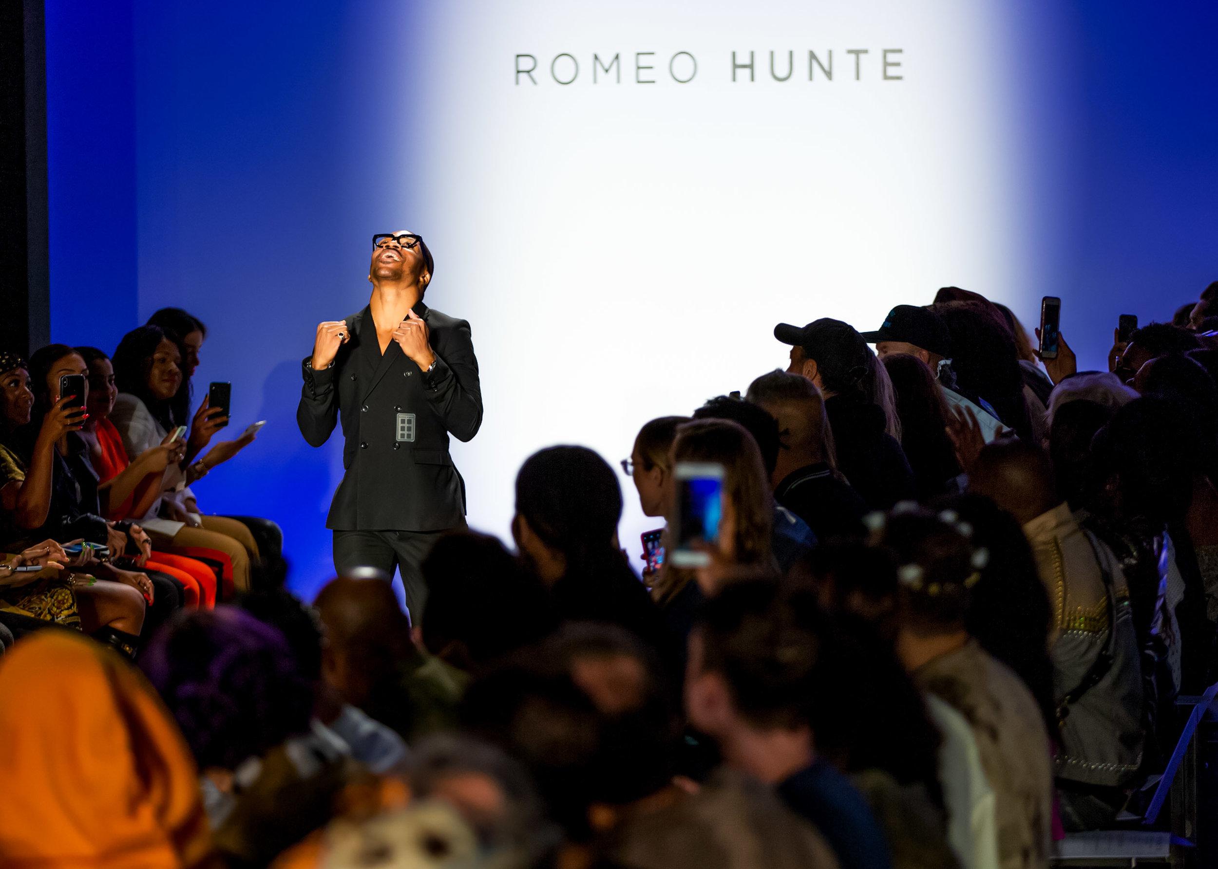 Romeo Hunte, shot by Mark C