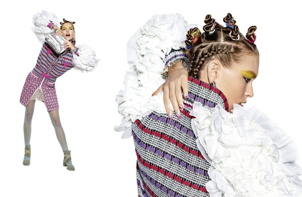 Chanel Spring 2017 Campagin