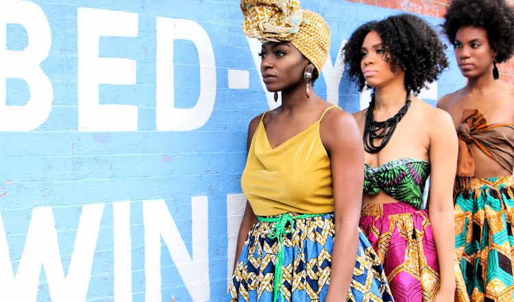 Simply Cecily for Afropunk, an original amandaluxe project