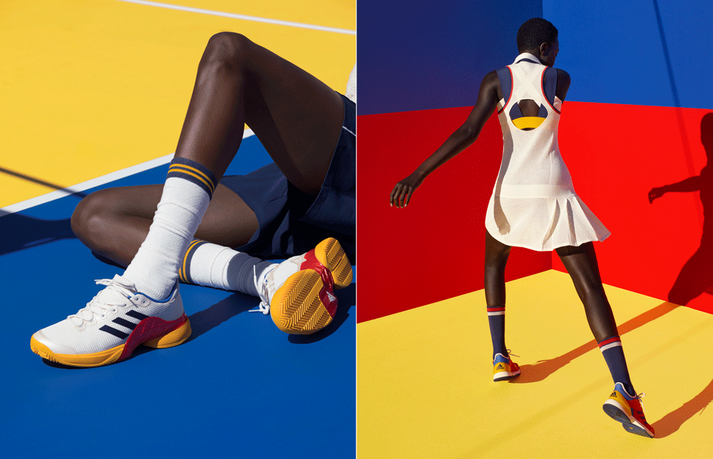 Pharrell Willaims x Adidas Tennis Collection