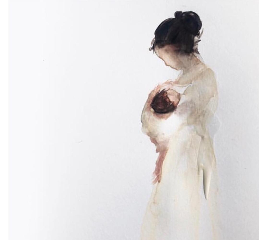 Beautiful art by  Joya Logue