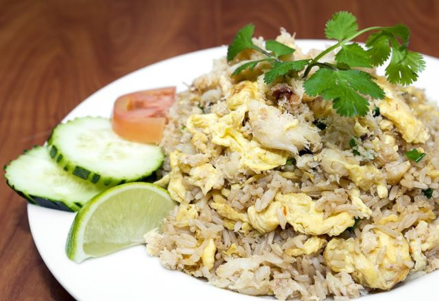 If you haven't had our Crab Fried Rice, what are you waiting for?  Well? . . . #instagood #food #sweet #yummy #instapic #yum #delicious #fresh #foodie #hungry #homemade #foodgasm #pdxeats