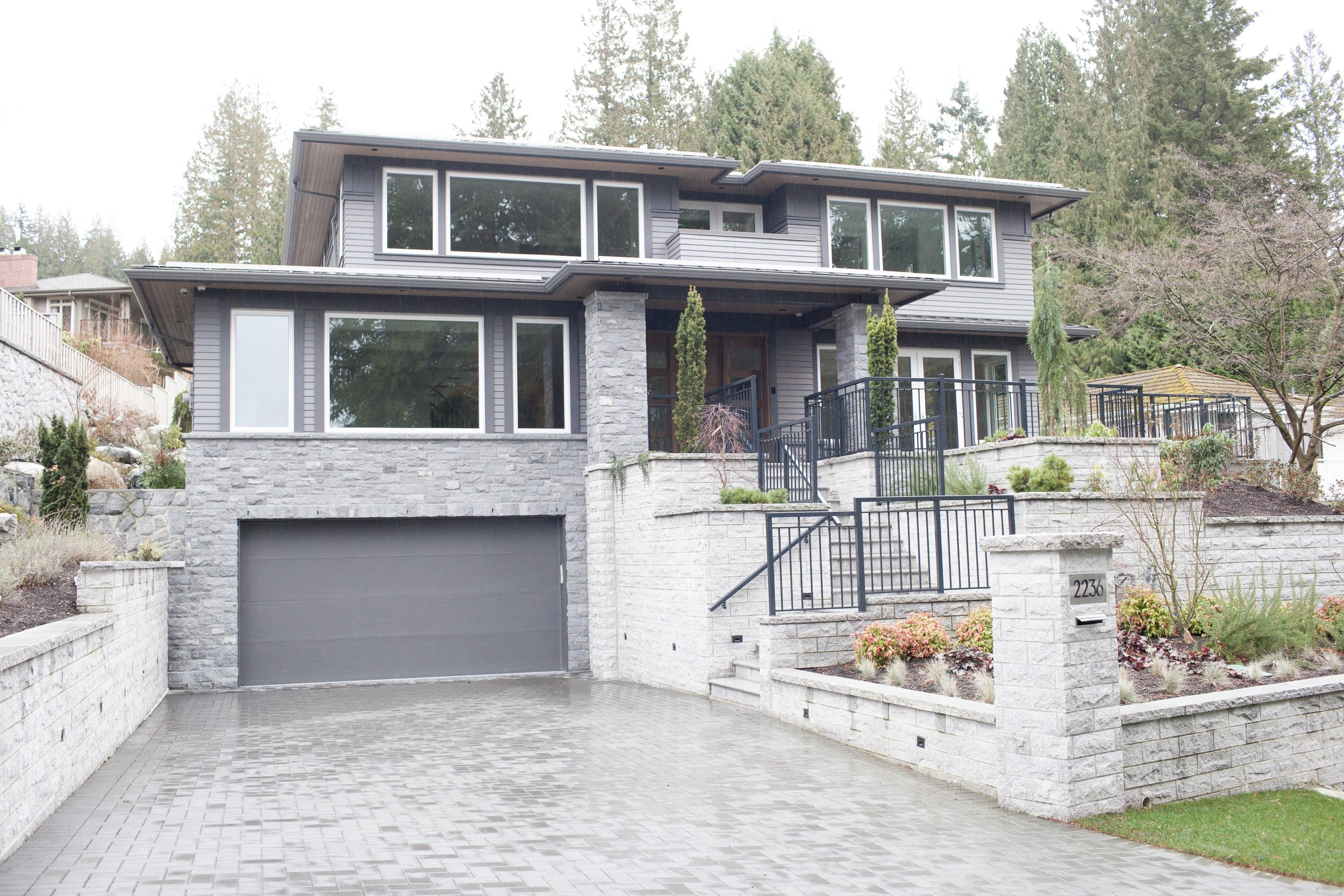 residential design west vancouver