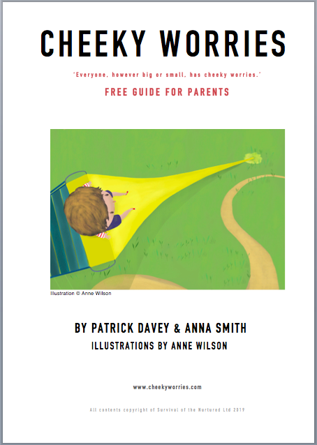 Free guide for parents to help children manage worries.