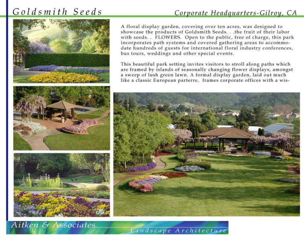 Goldsmith Seeds – Corporate Headquarters – Gilroy, CA