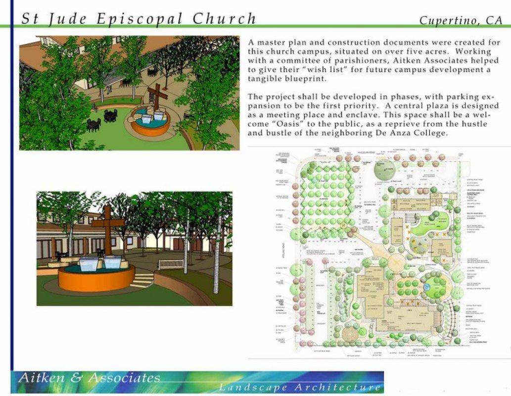 St. Jude Episcopal Church – Cupertino, CA