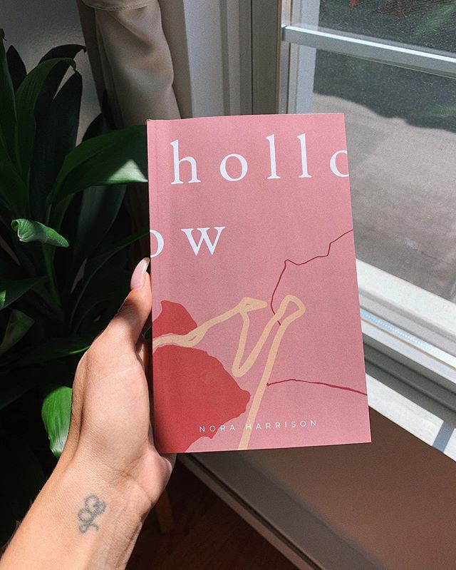 I brought the last few copies of 'Hollow' to New York with me. Let me know if you're interested in one✨