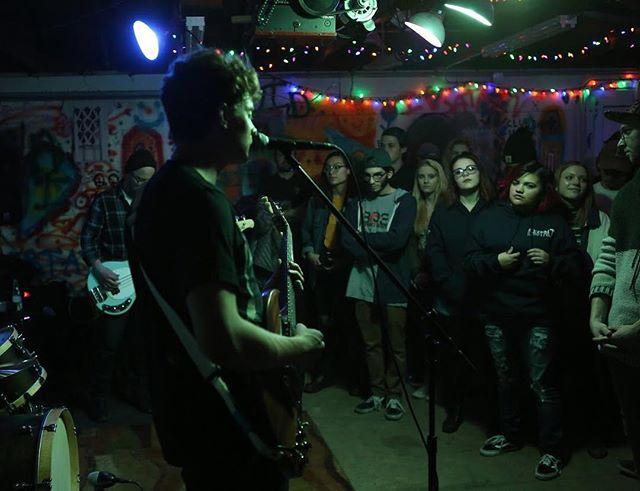 We're playing a floor show this Saturday at @mutinyinfocafe with @chessatbreakfast. Here is a picture from our last floor show. 📸: @borgiandy . . . . #onmybirthday #denver #denvermusic #coloradomusic #denvermusicscene #hellomountain #indierock #livemusic #rock #alternativerock #independentartist #indiemusic #denver #colorado #coloradoband #music #artist #books #booksarecool #readbooks #singersofinstagram #rockmusic