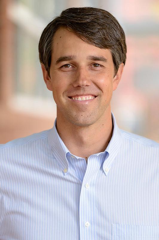Beto O'Rourke, Photo from flickr.com