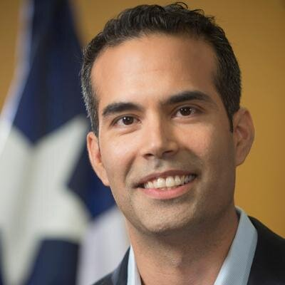 George P. Bush, Photo from Twitter